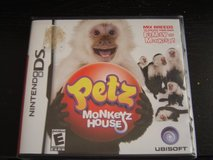 NEW Petz Monkeyz House DS game in Manhattan, Kansas
