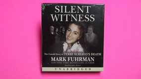 NEW EXCELLENT Audio on CD SILENT WITNESS THE UNTOLD STORY OF TERRI SCHIAVO'S DEATH in Naperville, Illinois