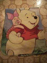 #8012 POOH AND FRIENDS BLANKET 60 X 45 in Fort Hood, Texas